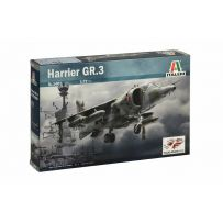 ITALERI 1401 HARRIER GR.3 (FALKLANDS) 1/72