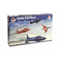 ITALERI 2772 HAWKER HUNTER F.6/FGA.9 1/48