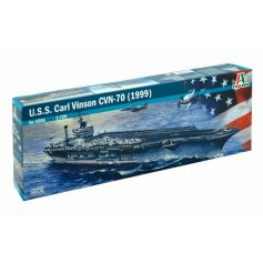 ITALERI 5506 U.S.S. CARL VINSON CVN-70 (1999) 1/720