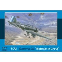 FRROM FR0034 NORTHROP GAMMA 2E BOMBER IN CHINA 1/72