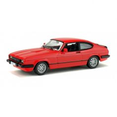 Ford Capri 2.8l 1981 Rouge 1/43