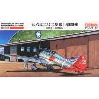FINE MOLDS FB20 IJN CARRIER FIGHTER MITSUBISHI A5M2B 1/48
