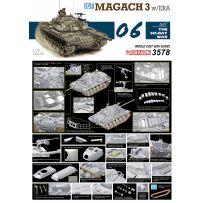 IDF MAGACH 3 W/ERA 1/35