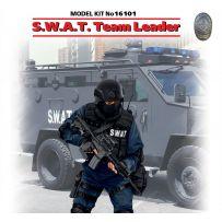 ICM 16101 S.W.A.T. TEAM LEADER 1/16 (06/17)