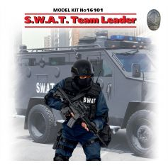 S.W.A.T. Team Leader 1/16
