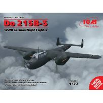 DO 215B-5 WWII GERMAN NIGHT FIGHTER 1/72 (07/17)