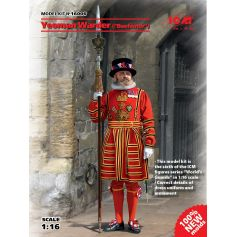 Yeoman Warder Beefeater 1/16
