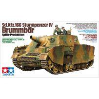 SD.KFZ.166 STURMPANZER IV BRUMMBAR LATE PRODUCTION 1/35