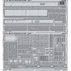 Br 52 W/Steifrahmentender P. 2 1/72