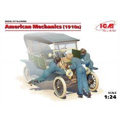 Mecaniciennes Americaines 1/24