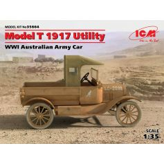 Model T 1917 Utility WWI Australian Army Car 1/35
