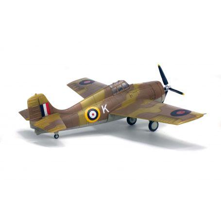 Ah116 Air Plane Allemagne 1945 1//72 Solido Soli7200201 Famo