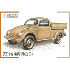 Vw Type 825 Pick Up 1/35