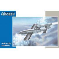 MISSILE PILOTE FIESELER FI 103 A-1 / RE 4 REICHENBERG 1/48