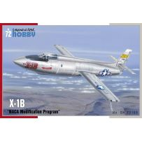 X-1B NACA MODIFICATION PROGRAM 1/72